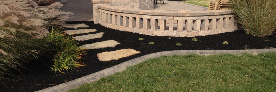 Paver Patios & Block Edging